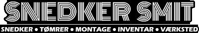 Snedker Smit Logo